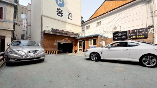 Nenne Boutique Hotel Busan