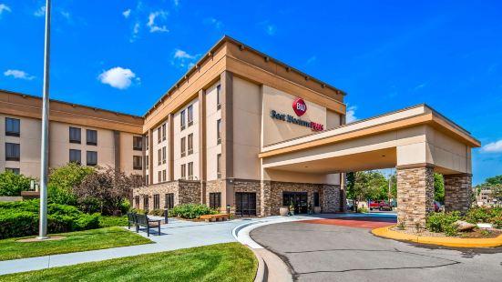 威奇託西機場貝斯特韋斯特優質酒店