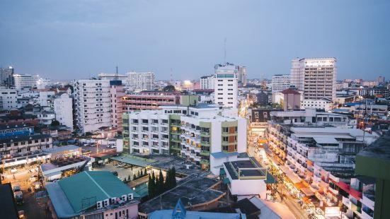 Marine Plaza Hotel Pattaya