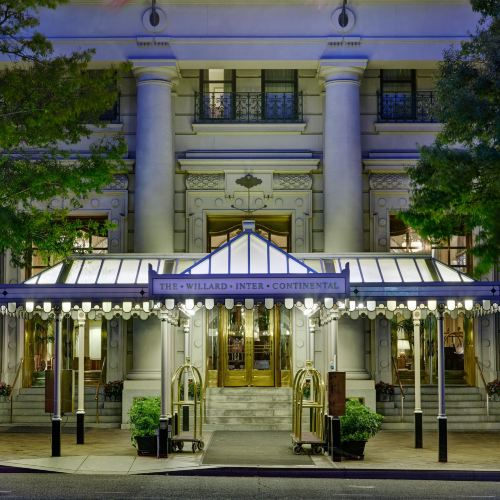 Willard InterContinental Washington, an IHG Hotel