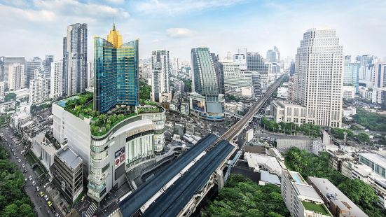 曼谷素坤逸航站 21 中心飯店