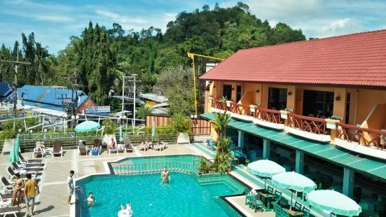 甲米安雅維班奧南度假酒店