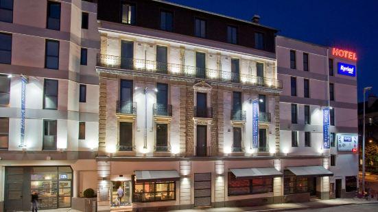 基里亞德第戎車站酒店
