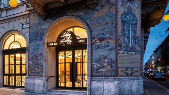 布達佩斯貝克麗笙藍標酒店