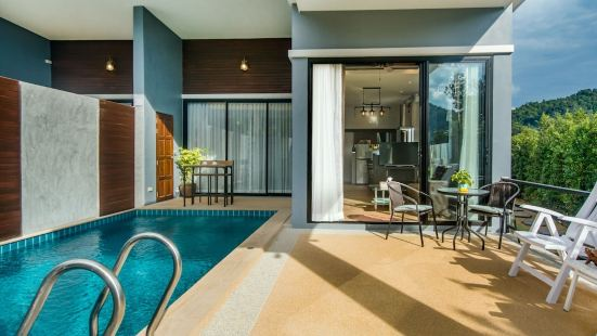 KG Private Pool Villas