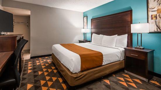 東北印地安波利斯城貝斯特韋斯特修爾住宿普拉斯酒店