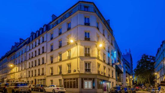 Comfort Hotel Nation Père Lachaise Paris 11