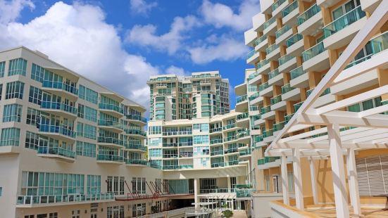 海岸海灘加勒比大道酒店