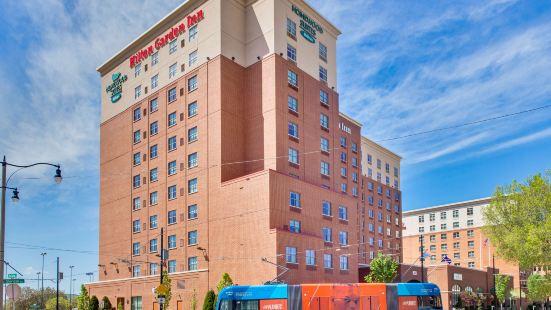 俄克拉何馬市-磚城希爾頓欣庭酒店