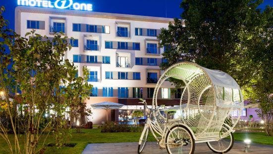 Motel One Wien-Prater