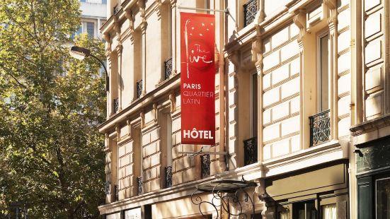 巴黎拉丁區五區精品酒店