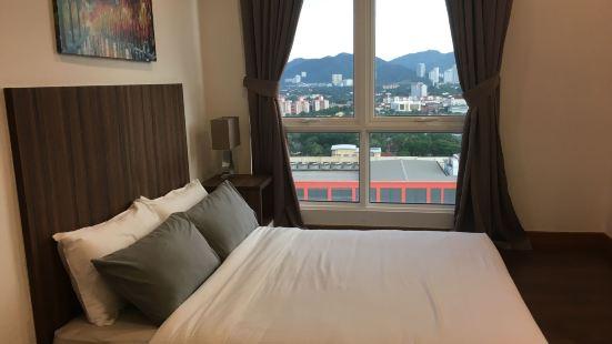 豪華開放式公寓套房酒店
