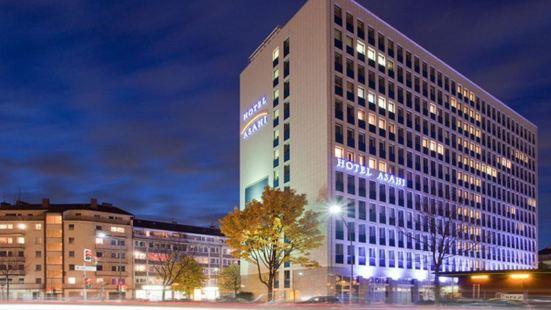 杜塞爾多夫寄宿式酒店