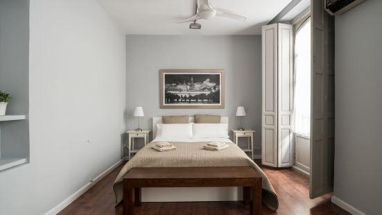 Oboe Sevilla Santa Cruz I Apartments