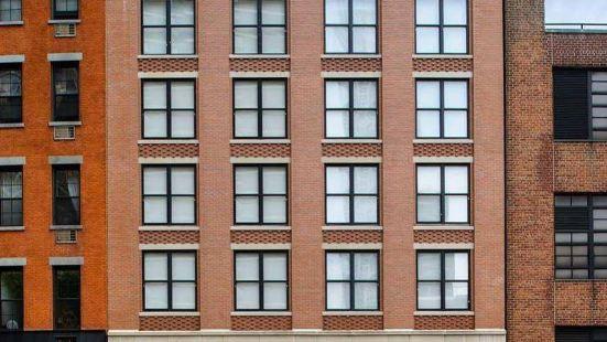 曼哈頓海港金融區歡朋酒店