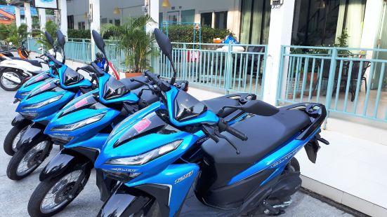 沙美島藍月賓館