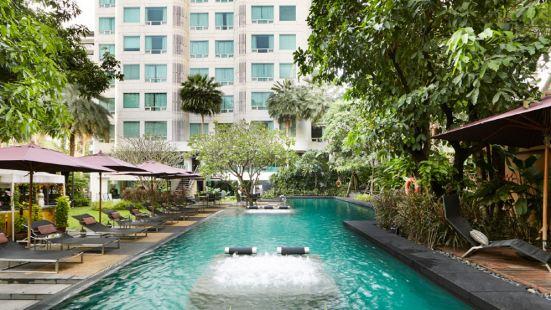 曼谷貝素坤逸12精品飯店