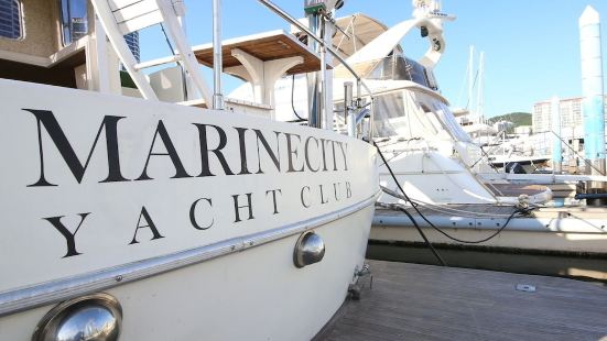 Marine City Yacht Club Stay