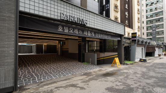 Uijeongbu Hotel Ore