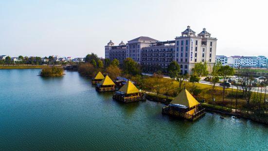 浦江仙華檀宮湖畔酒店