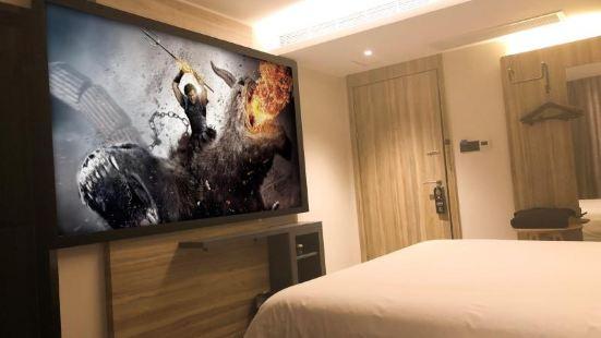 金華貝窩3D巨幕影院房公寓(7號店)