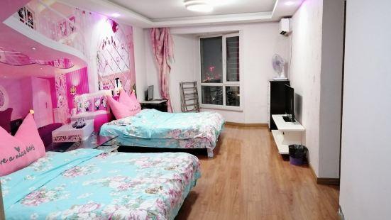 牡丹江戀家日租月租公館公寓(5號店)