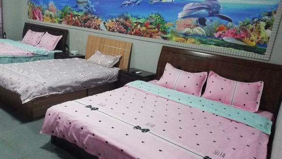 齊齊哈爾北港情懷公寓(6號店)