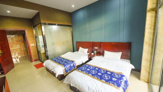汾陽石盤井商務酒店