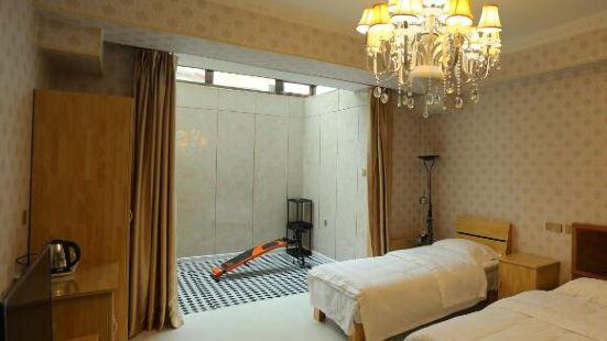 滿洲里隆疆旅館