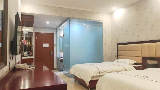 喀什海天商務酒店