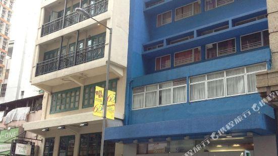香港名樂居星空