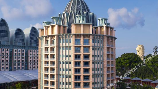 Resorts World Sentosa - Crockfords Tower Singapore (Staycation Approved)