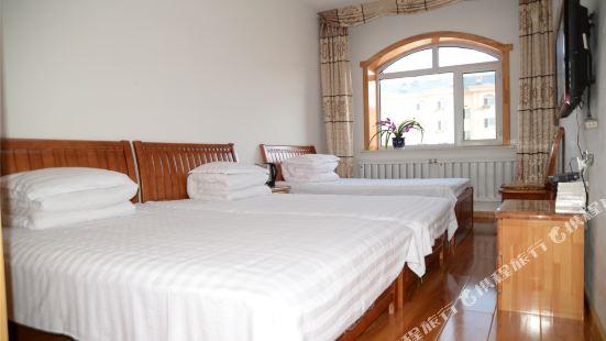 湯旺興安石林旅館