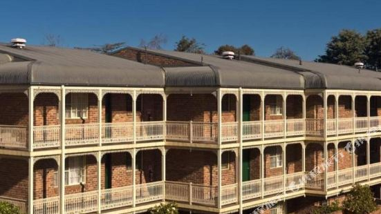 堪培拉阿迪娜公寓酒店