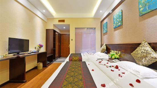 麗江龍納福酒店