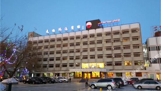 克拉瑪依賓館