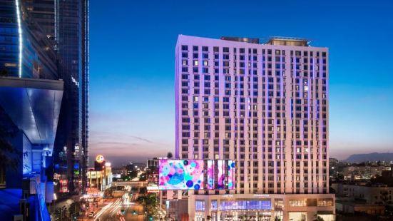 洛杉磯萬豪L.A. LIVE中心居家酒店