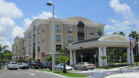 Holiday Inn Express Hotel & Suites Tampa-USF-Busch Gardens, an Ihg Hotel