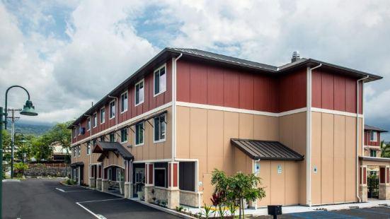 凱盧阿-科納智選假日酒店及套房