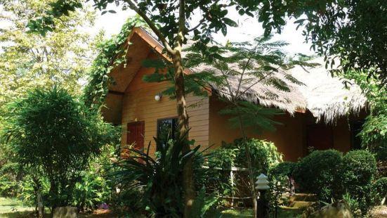 甲米柔和花園景觀度假村
