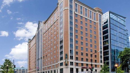 華盛頓特區大使套房酒店