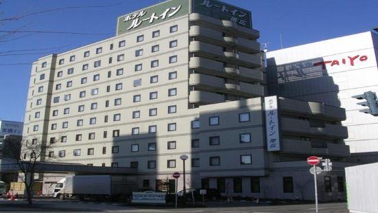 露櫻酒店 帶廣站前