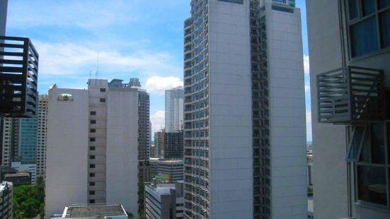 One Livable Area in Greenbelt Excelsior Condominium Manila