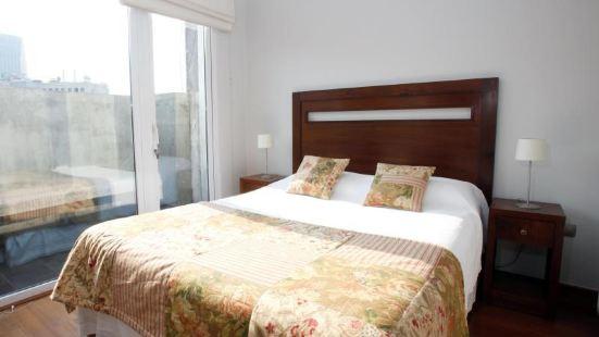 拉斯塔里亞酒店及公寓