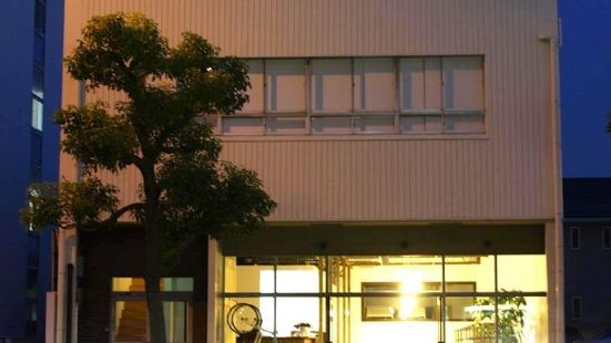 高松瀬户內町金科旅舍及咖啡館