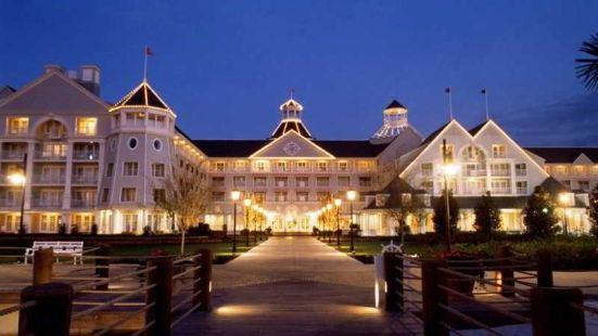 迪士尼快艇俱樂部酒店