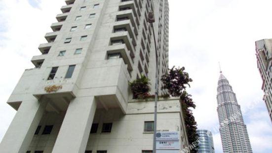 吉隆坡皇冠麗晶服務套房酒店