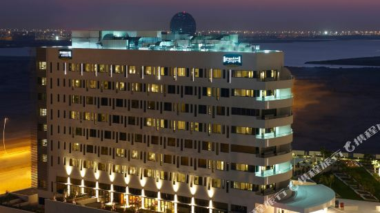 阿布扎比亞斯島駐橋套房假日酒店
