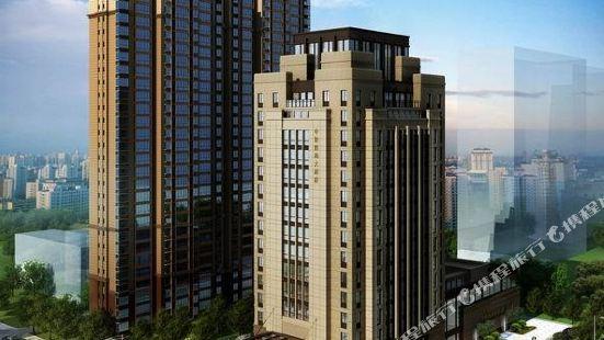 Zhongtie Gloria Plaza Hotel Hefei