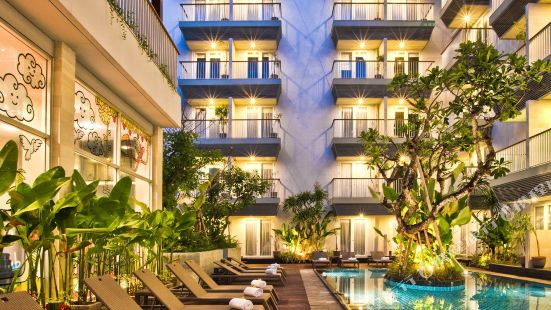 峇里島庫塔艾登酒店